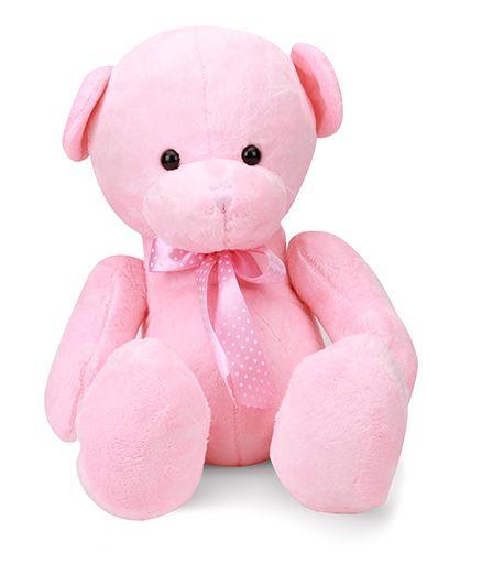 Starwalk Plush Teddy Bear Soft Toy Pink - 40 cm