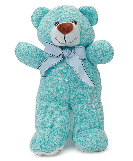 Starwalk Plush Teddy Bear Soft Toy Seagreen - 23 cm