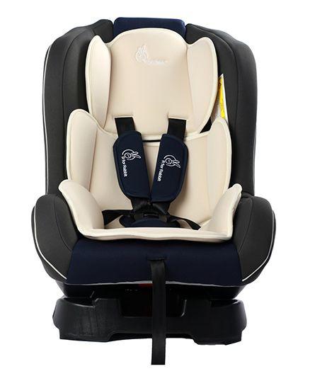 R for Rabbit Jack N Jill Convertible Baby Car Seat - Cream & Grey
