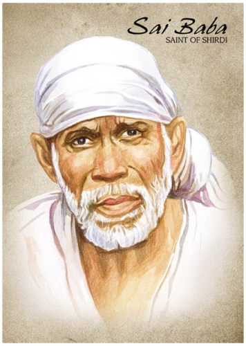 Sai Baba Saint Of Shirdi