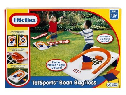 Little Tikes - TotSports Bean Bag Toss