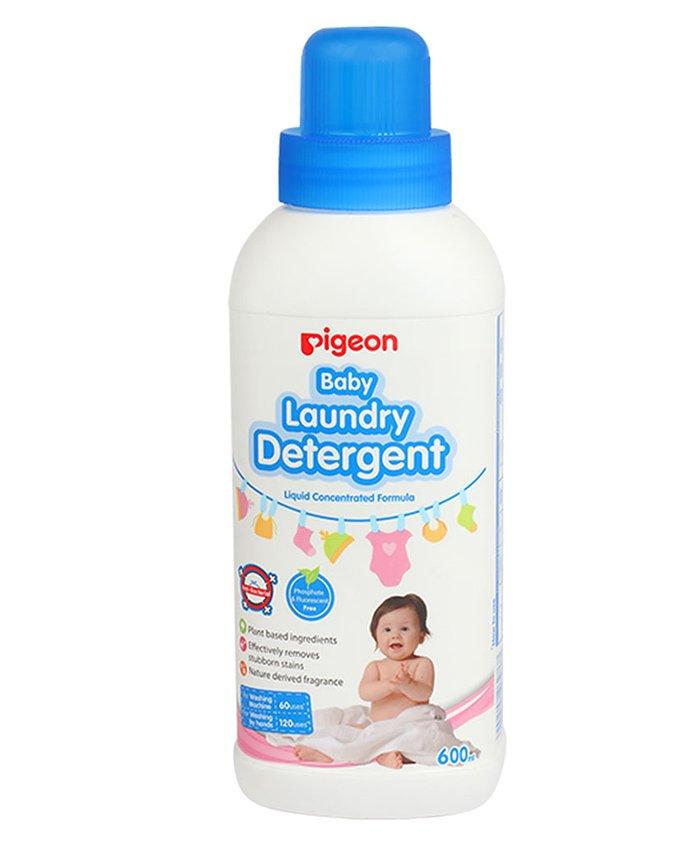 Pigeon Baby Laundry Detergent Bottle, 600 ml