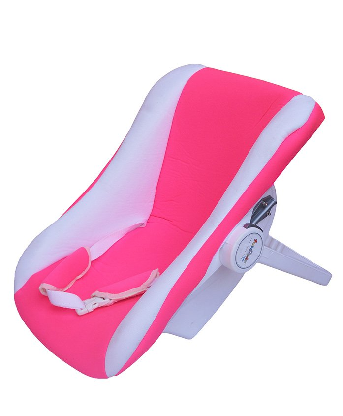 Ehomekart 9 In 1 Carry Cot - Pink