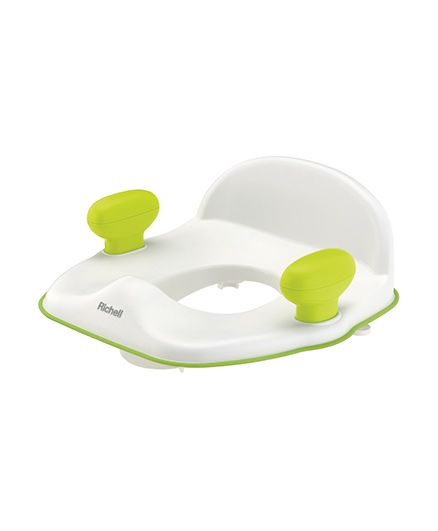 Richell Pottis Potty Seat - White