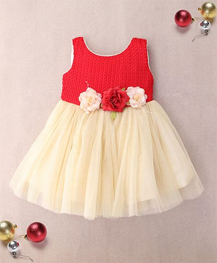 MPrincess Party Dress - Red