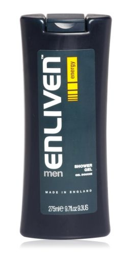 Enliven - Mens Energy Shower Gel