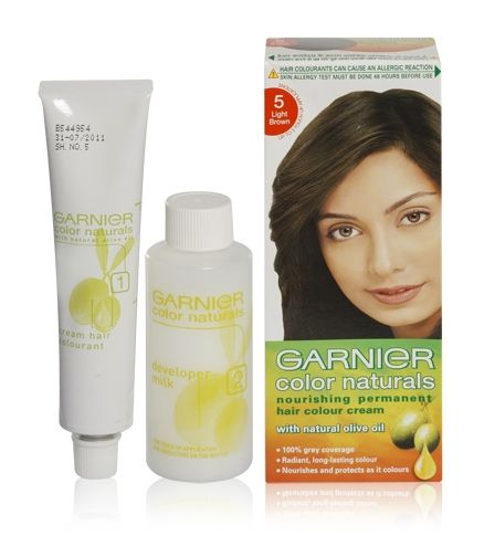 Garnier Color Naturals - 5 Light Brown