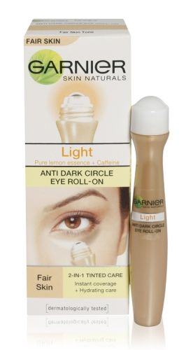 Garnier Light Anti Dark Circle Eye Roll on - Fair Skin