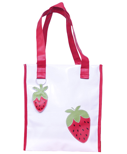 Kidzbash Handbag Strawberry Design - Pink