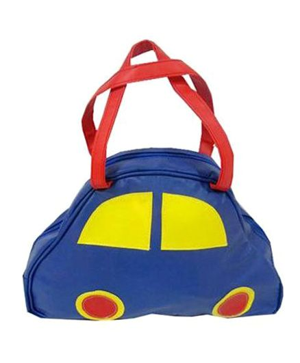 Kidzbash Handbag Car Design - Blue