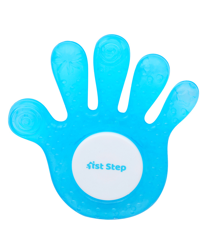 1st Step Water Filled Teether - Blue