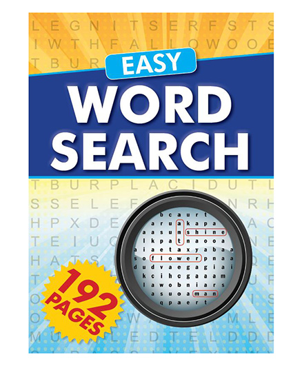 Easy Word Search - English