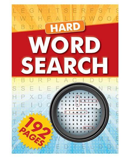 Hard Word Search - English