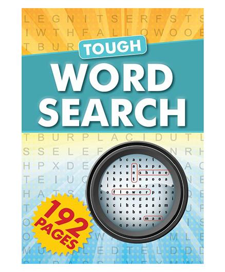 Tough Word Search - English