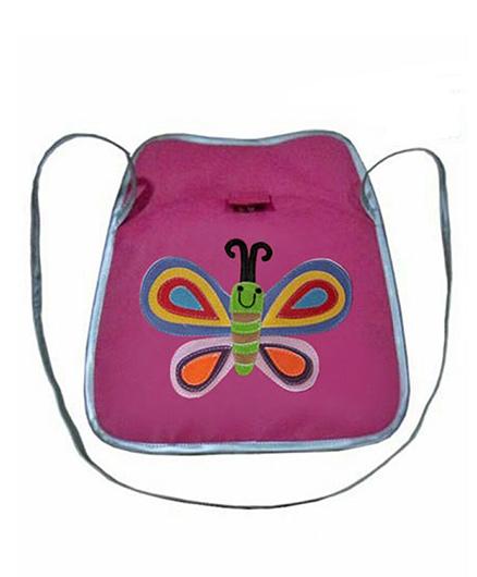 Kidzbash Sling Bag Butterfly Patch - Pink