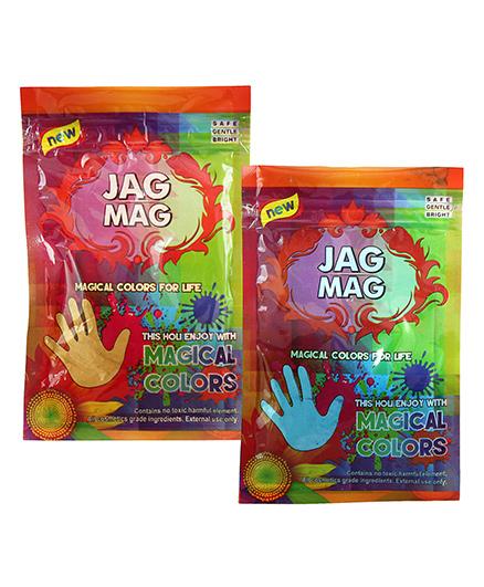 DealBindaas Jag Mag Organic Holi Colour Pack Of 2