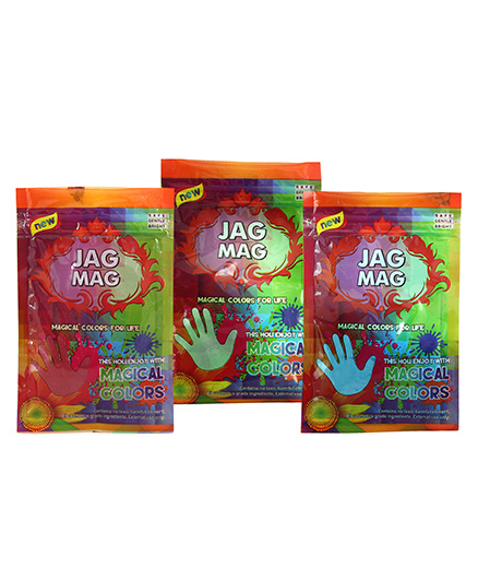 DealBindaas Jag Mag Organic Holi Colour Pack Of 3