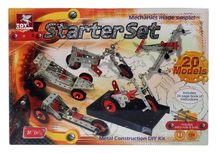 Toy Kraft - Starter Set