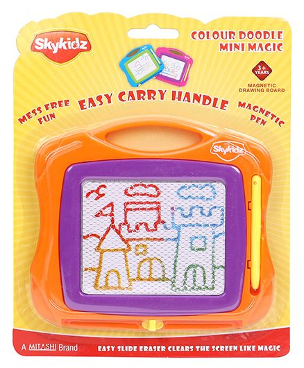 Skykidz Colour Doodle Mini Magic - Orange