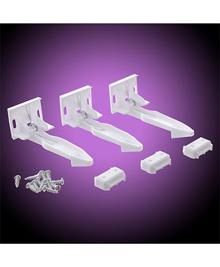 Dreambaby Spring Latches Pack Of 3 - White