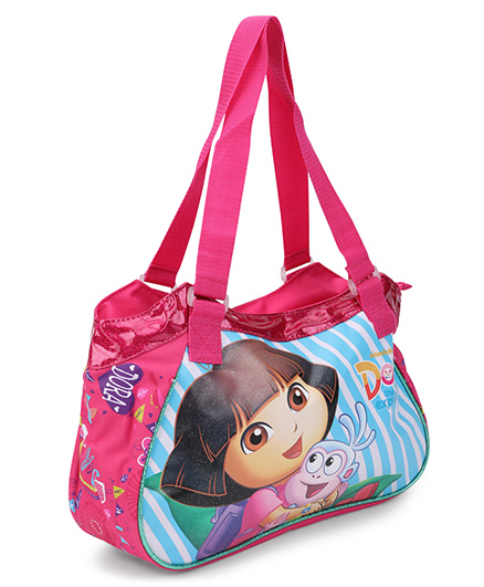 Dora Fashion Hand Bag - Pink