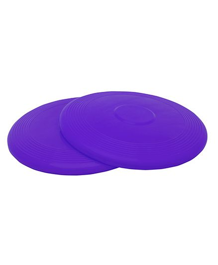 GSI Flying Discs Frisbees Pack Of 2�- Blue