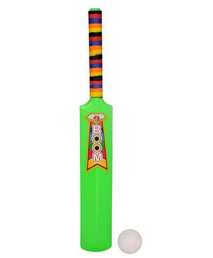 GSI Kids Bat Ball Cricket Set - Green