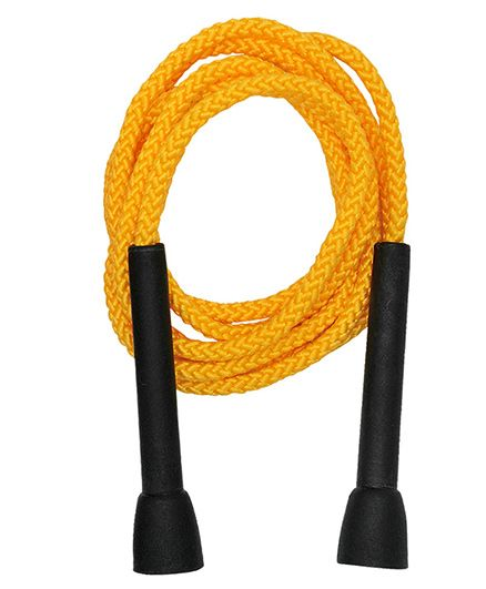 GSI PP Skipping Rope For Cardio And Fitness - Yellow