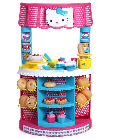 Hello Kitty - Enjoyable Magic Bakery