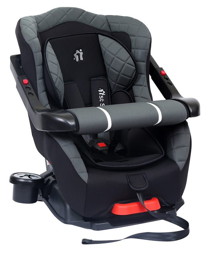 1st Step Convertible Car Seat - Black