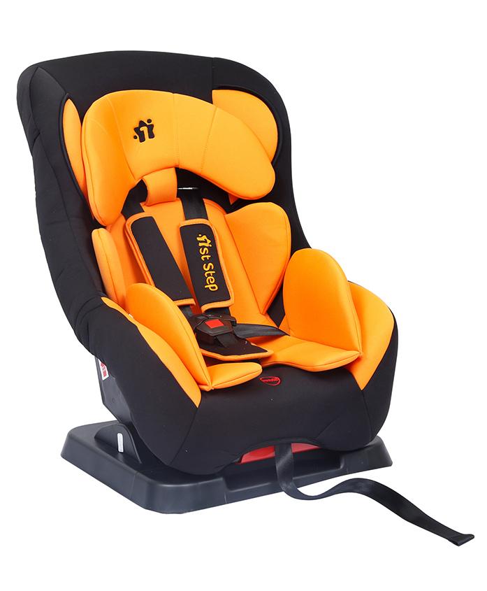 1st Step Convertible Car Seat - Orange