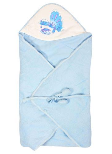 Hooded Towel - Butterfly