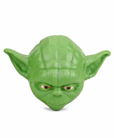 3D Light FX Star Wars Yoda Head - Green