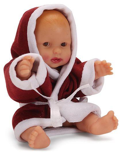 Speedage Sonu Monu Baby Doll Red - 10 cm