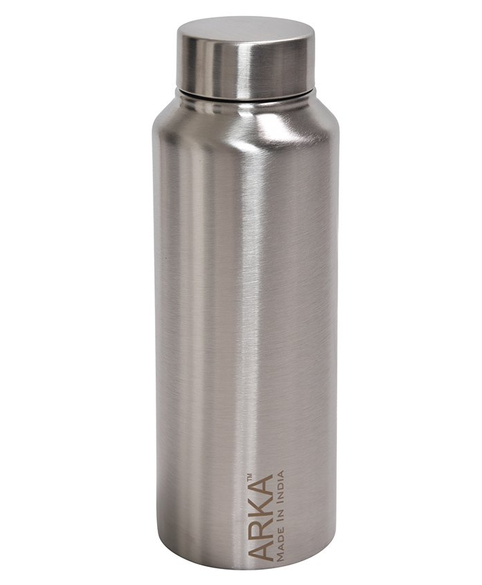 Pexpo Chromo Insulated Water Bottle Silver - 750 ml