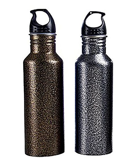Pexpo Antique Water Bottle Pack of 2 - 750 ml each