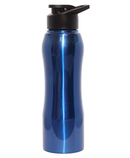 Pexpo Bistro Insulated Sipper Bottle Blue - 750 ml