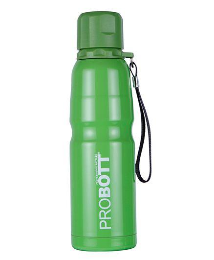 Probott Insulated Sports Bottle Green - 500 ml
