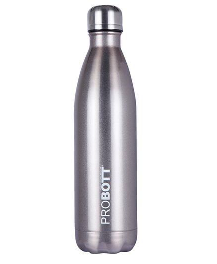 Probott Insulated Sports Bottle Grey PB 750-01 - 750 ml