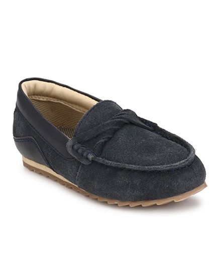 Tuskey Loafers - Blue