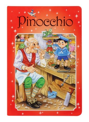 pinocchio story book report Pinocchio's original italian ice cream:  what's your side of the story  know better book better go better.