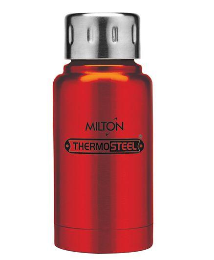 Milton Elfin Thermosteel Bottle Red - 160 ml