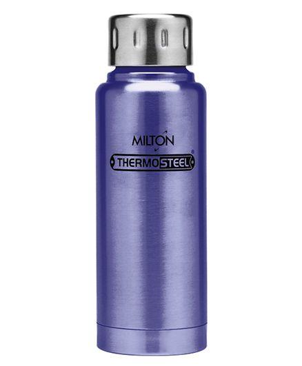 Milton Elfin Thermosteel Bottle Purple - 300 ml