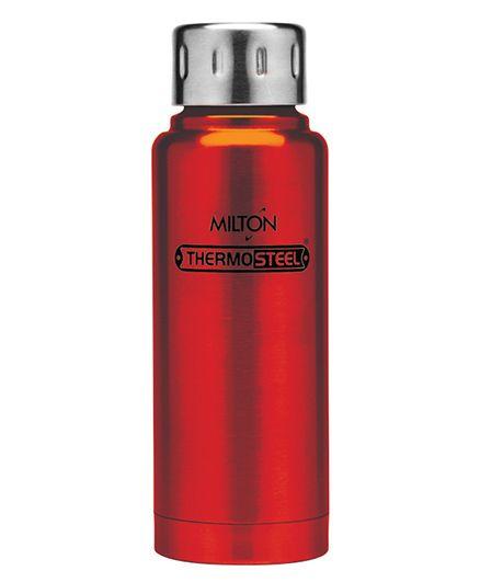Milton Elfin Thermosteel Bottle Red - 300 ml