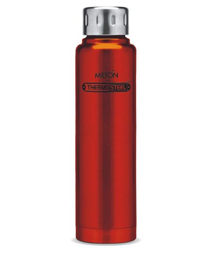 Milton Elfin Thermosteel Bottle Red - 500 ml