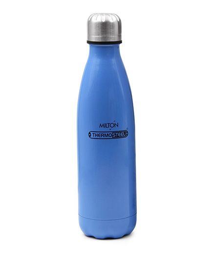 Milton Thermosteel Duo Bottle Light Blue - 500 ml