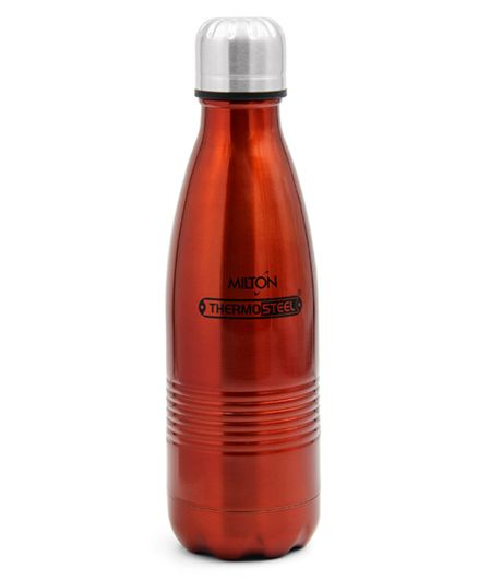 Milton Thermosteel Bottle Red - 350 ml