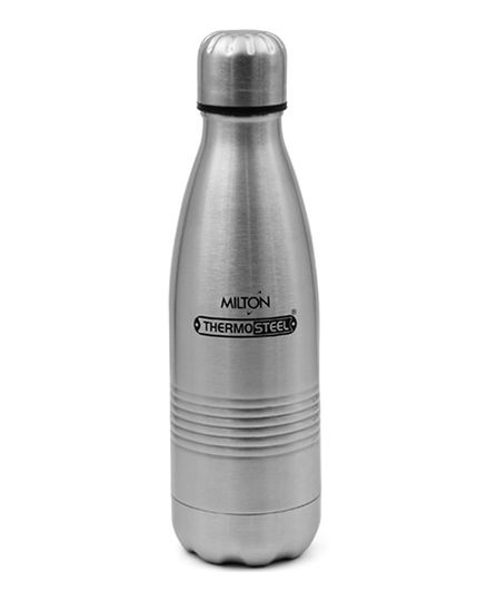 Milton Thermosteel Bottle Silver - 350 ml