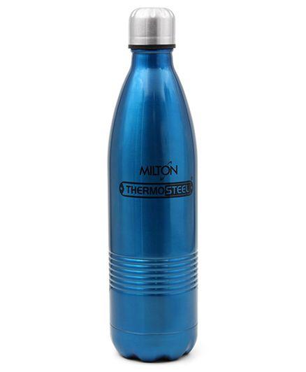 Milton Thermosteel Bottle Blue - 750 ml