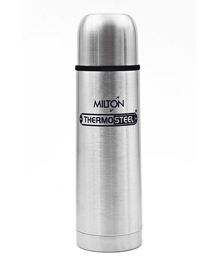 Milton Thermosteel Flip Lid Flask Silver - 750 ml